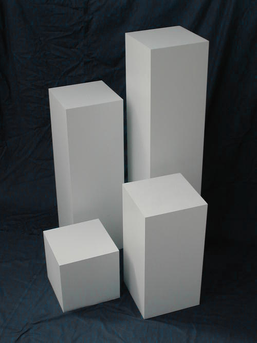 Square Pedestal 30cm High X 30cm X 30cm